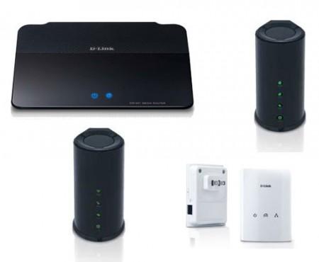 Серия D-Link HD Amplifi Networking