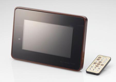 Цифровая фоторамка Decor Interieur от Elecom