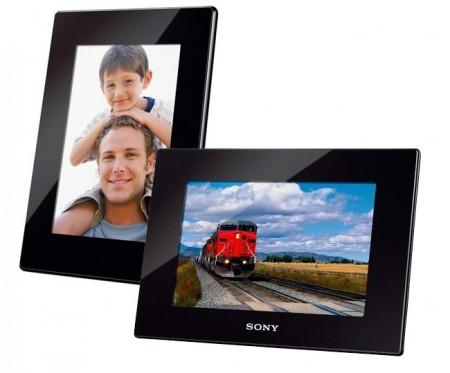 Sony выпустила новые фоторамки S-Frame