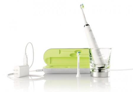 Электрическая зубная щетка Philips DiamondClean с USB-портом