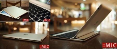 Aluminium Keyboard Buddy Case превратит планшет в ноутбук