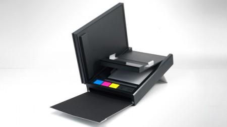Дизайнерская студия Artefact представила концепт планшетного принтера SWYP