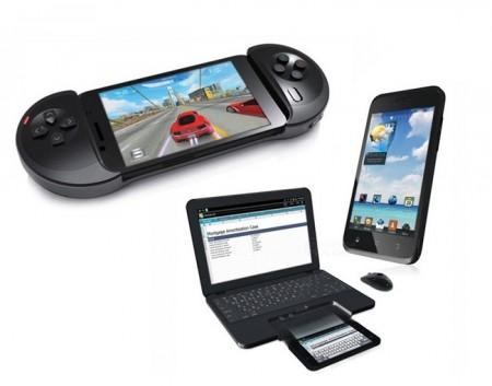 KT представила концепт Android-смартфона Spider