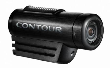 Contour представляет водонепроницаемую камеру