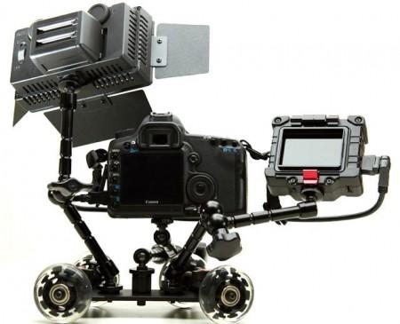Pico Dolly — скейт для цифровой камеры