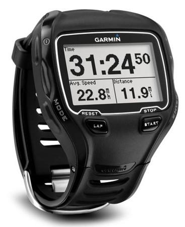 Garmin представляет часы для спортсменов
