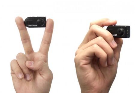Почувствуй себя Джеймсом Бондом с миниатюрной HD камерой CHOBi CAM Pro