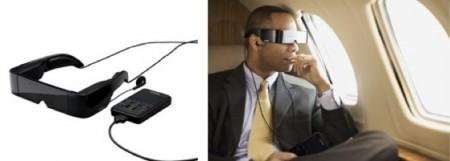 Epson Moverio BT-100 – первые в мире прозрачные видео-очки