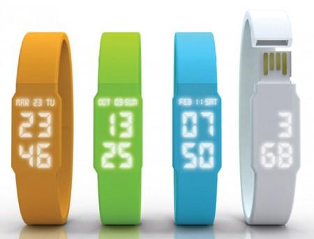 Концепт USB-часов