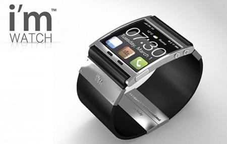 Часы i'm Watch на базе Android