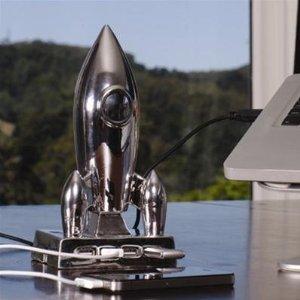 Космос, звезды и USB-хаб