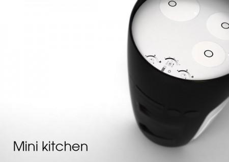 Minikitchen — компактная кухня для малогабаритной квартиры