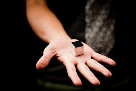 theKube2 — самый маленький MP3 плеер с сенсорным управлением