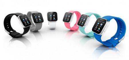 Sony анонсировала часы SmartWatch на базе Android