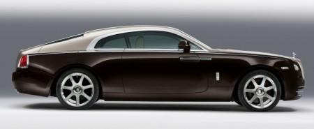 Rolls-Royce Wraith (9)