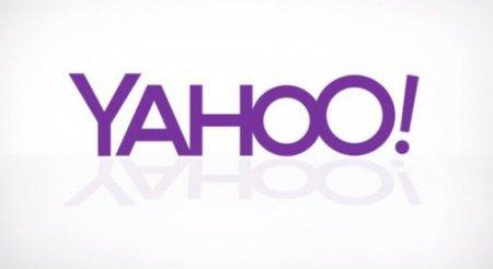 Смена логотипа Yahoo!