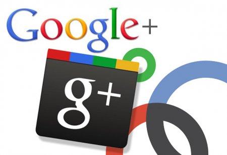 Гиперактивное развитие Google+