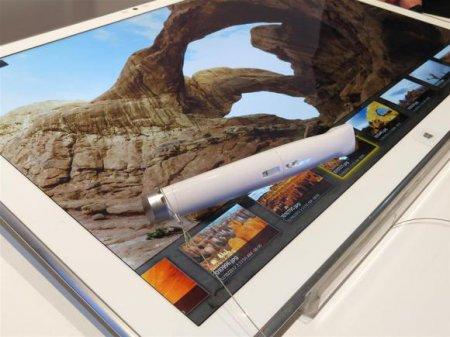 20-дюймовый планшет от Panasonic оценен в $6 000