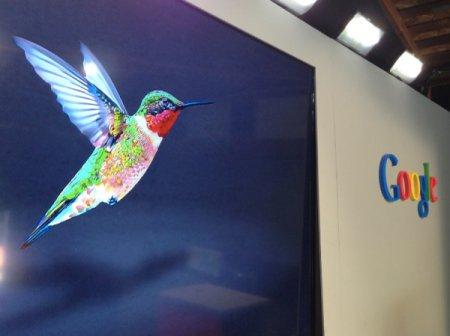 **Hummingbird / «Колибри» — алгоритм ПС Google