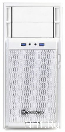 Начаты продажи бюджетного корпуса PS08W от SilverStone