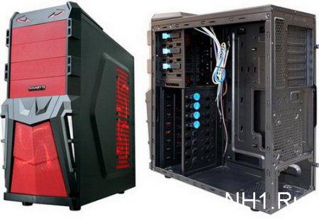 Компания Gigabyte готовит к продаже два новых компьютерных корпуса