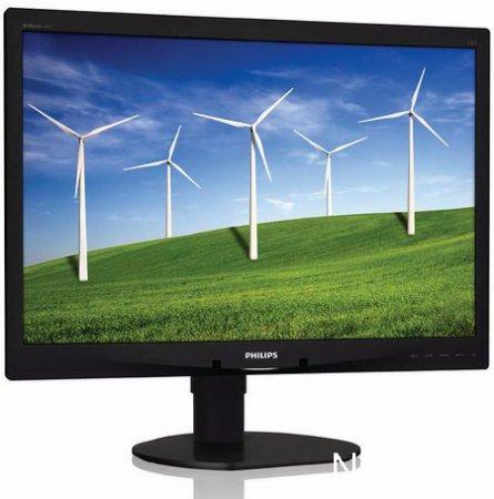 MMD Monitors & Displays объявила о начале поставок мониторов Philips 240B4LP с диагональю 24 дюйма