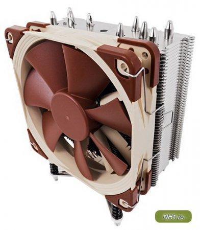 Новые кулеры для процессоров Intel Xeon от Noctua