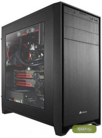 Компания Corsair открыла продажи нового компьютерного корпуса