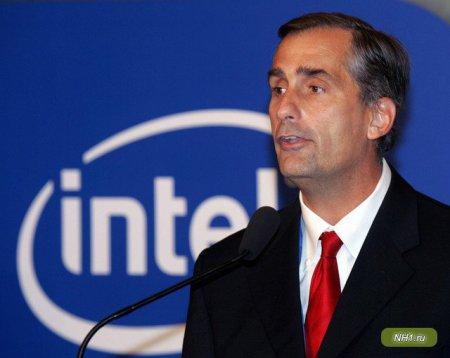 **Корпорация Intel всерьез займется разработкой мобильных технологий