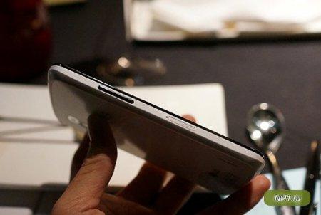 Смартфон от LG Nexus 4 в белом цвете появится на рынке в начале июня
