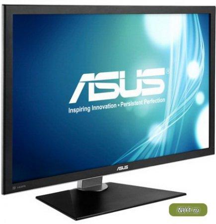 ASUS подготовила монитор с разрешением 4К