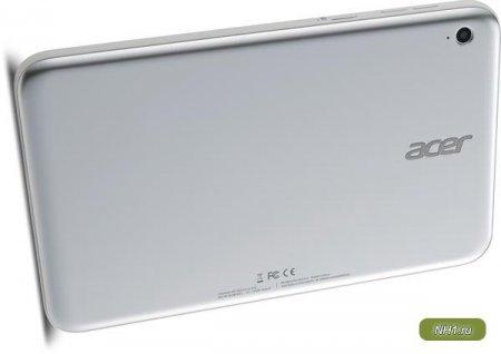 Acer представила новый бизнес-планшетник Iconia W3