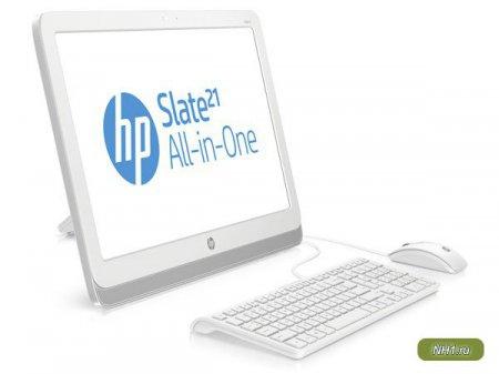 Большой планшетник Slatebook с размером экрана 21,5 дюйма выпустит фирма Hewlett-Packard