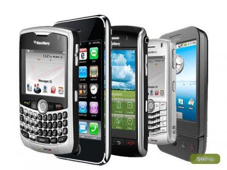 Смартфон-бум, или немного о популярности смартфонов в России