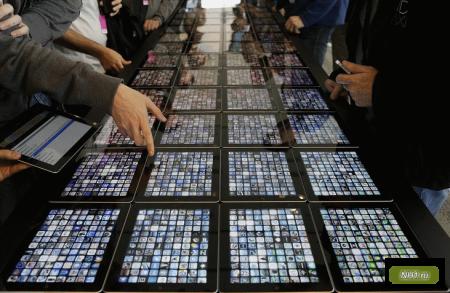 Вскоре на свет появятся новые iPhone и iPad с более крупными экранами