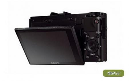 Компактная фотокамера Cyber-shot DSC-RX100 II от Sony