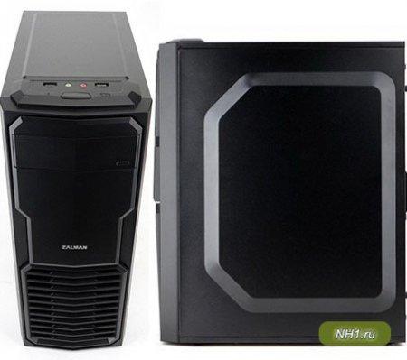Zalman предложила бюджетный компьютерный корпус ZM-T4