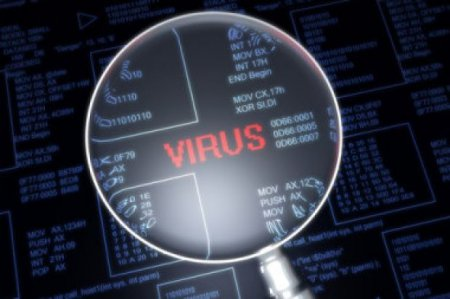 Facebook подвергся вирусной атаке